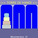 Torre de Hanoi icon