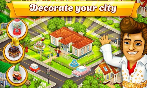 Megapolis City:Village to Town MOD (Boxes/Gold/Diamonds) 1