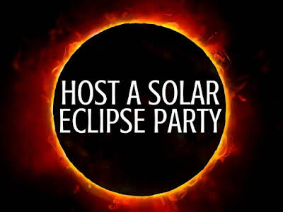 Host A Solar Eclipse Party