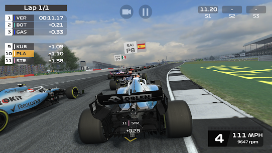 F1 Mobile Racing App Latest Version Download For Android and iPhone 8