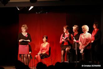 Photo: Les Monologues du Vagin, à Villeneuve-Loubet
