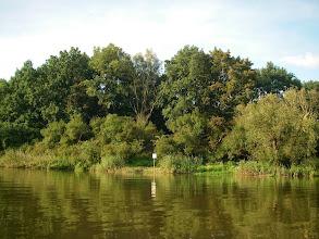 Photo: tędy już płynąłem w tym roku :-)