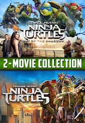 Teenage Mutant Ninja Turtles Double Feature