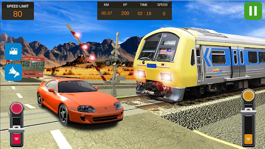 City Train Driver Simulator 2019: Free Train Games 4