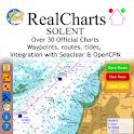 Solent Charts