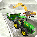 Excavator Snow Loader Tractor icon
