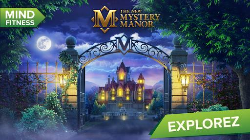 Mystery Manor : objets cachu00e9s  captures d'u00e9cran 1