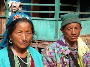 Photo: Deze vallei wordt bevolkt door Gurungs