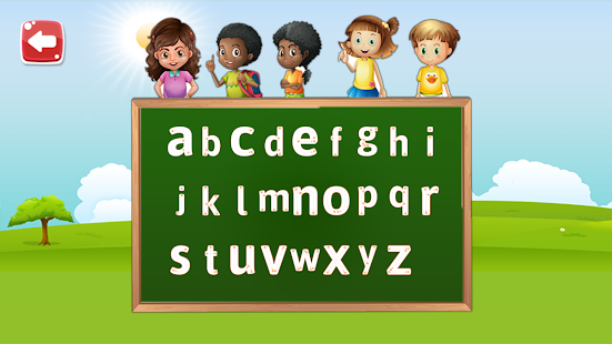 English Alphabet For Kids Learning Free - náhled