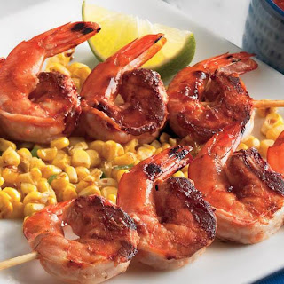 Spicy Shrimp Kabobs