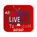 Live TV All Channels Free Online Guide | 2020 Tips icon