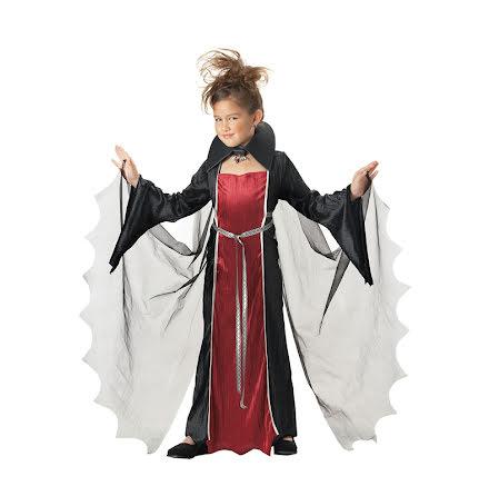 Barndräkt, vampyra 110/116 cl
