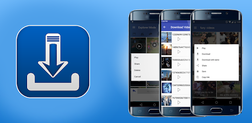 Video Downloader for Facebook 2018 free - Apps on Google Play