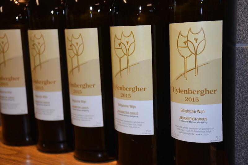 Witte wijn: Johanniter-Sirius 2015
