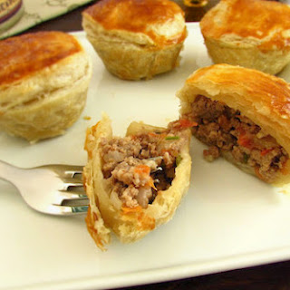 Mini Meat Pie Recipes.