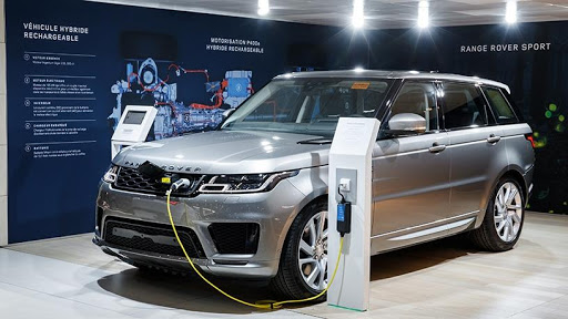 Jaguar Land Rover will roll out its plug-in hybrid electric vehicle range in March.