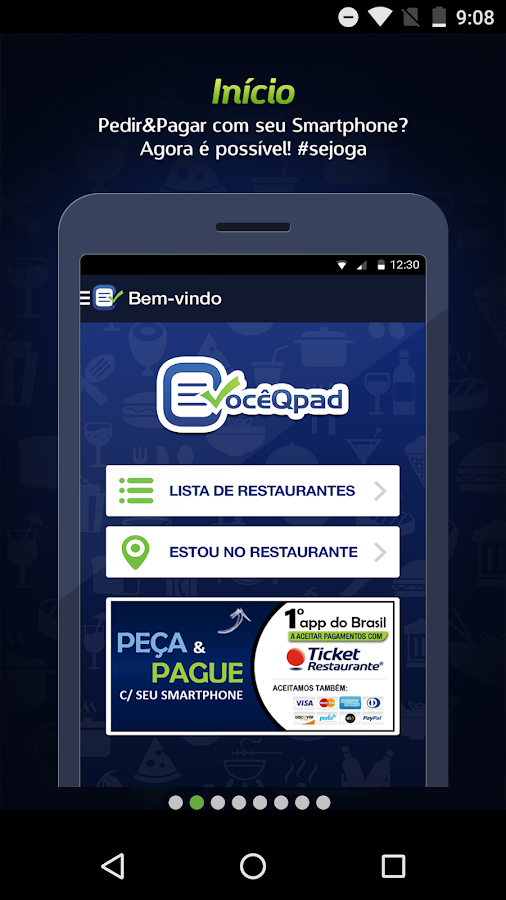 VocêQpad- screenshot