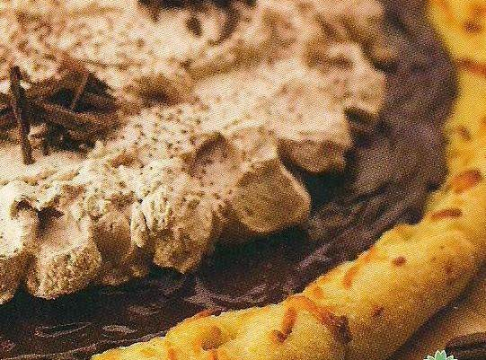 Chocolate Mocha Pizza Recipe