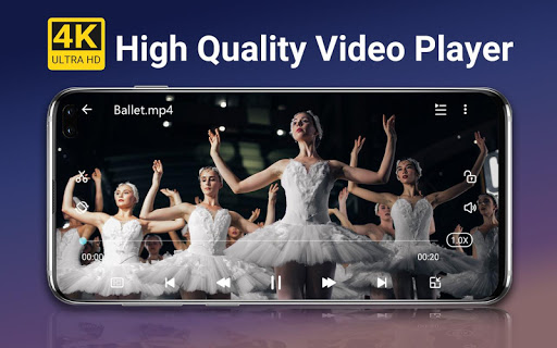 Video  Player - All Format HD Video  Player Apk 1