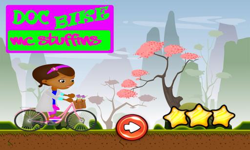 Doc Bike McStuffins