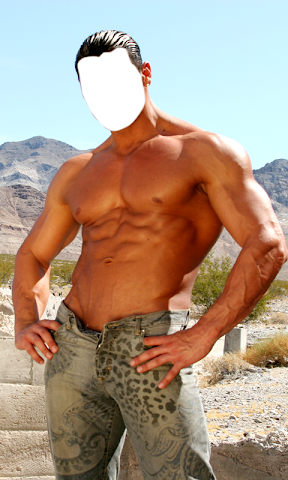 android Body Builder Photo Montage Screenshot 4