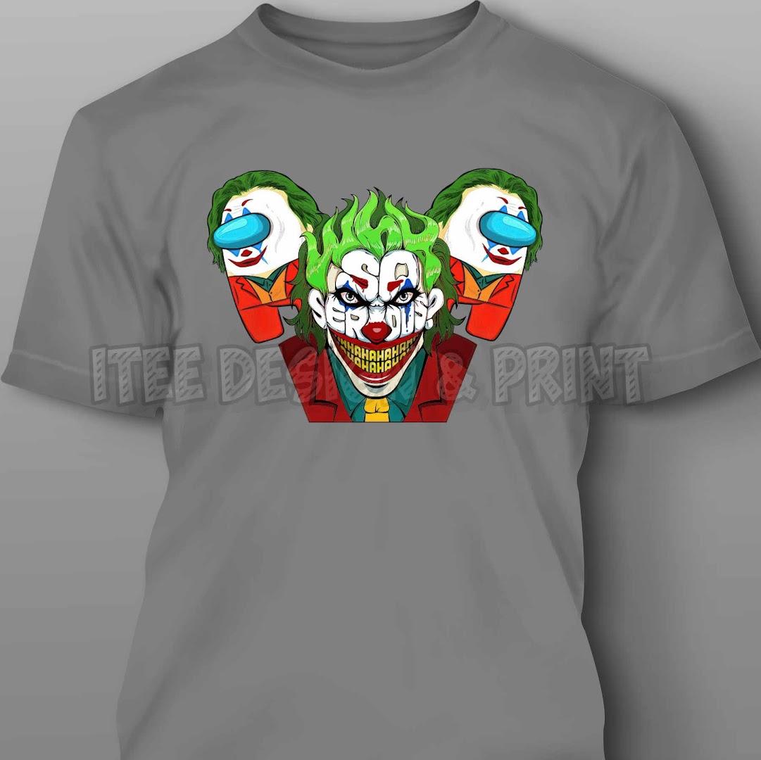 Why So Serious Joker Among Us Impostor 20