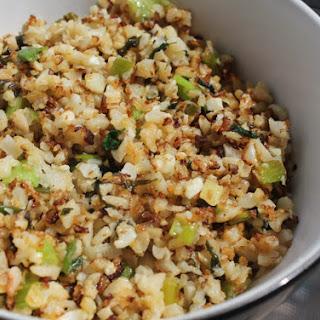 Cilantro Lime Cauliflower Rice – Gluten Free, Grain Free, Low Carb