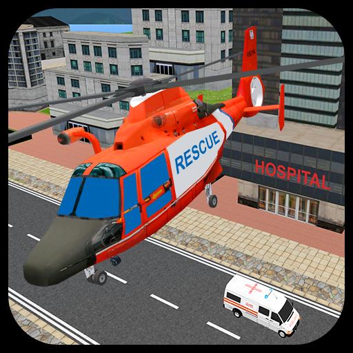 Coast Guard City Rescue Simulation