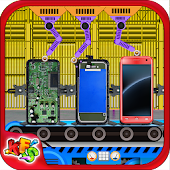 Mobile Phone Factory: Smartphone Maker fun Game