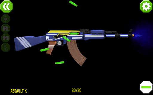 eWeapons™ 玩具槍模拟器