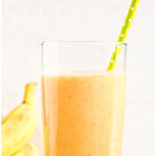 Banana Orange Mango Smoothie Recipe