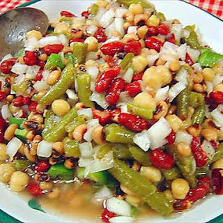 4 Bean Salad.