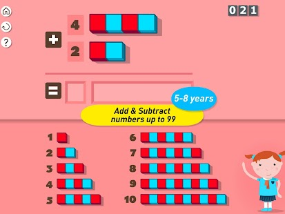 Montessori Monster Math Lab- screenshot thumbnail