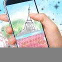 Paris Keyboard Theme icon
