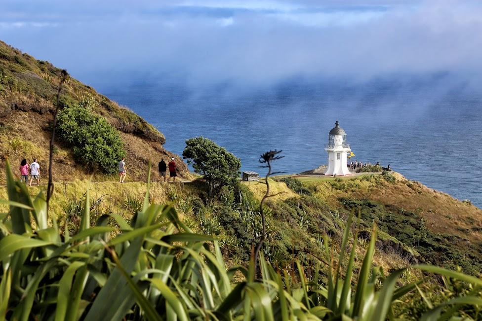 Cape Reinga, nowozelandzkie wspomnienia