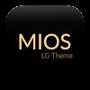 MIOS BlackBold Theme LG V20 G5