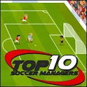 Top 10: Soccer Managers icon