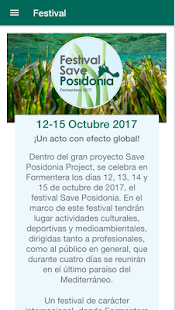 Save Posidonia Project- screenshot thumbnail
