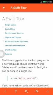 Swift 4.0 - náhled