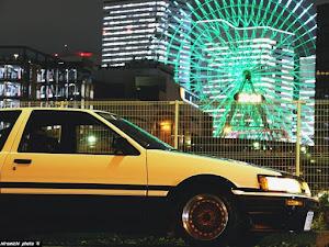 カローラレビン AE86 S62年 GT-APEXのカスタム事例画像 ae86kiwamiさんの2018年11月11日11:43の投稿