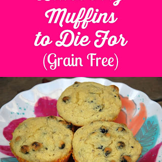Blueberry Muffins to Die For