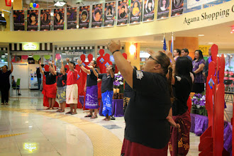 Photo: Pa'a Taotao Tano performs to open the ceremony