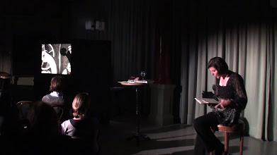 Photo: Zeitlos - literarisches Schattentheater (Mägd Basel, 16.04.11) 877