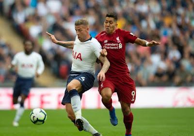 Toby Alderweireld ne fait pas le voyage à Milan avec Tottenham
