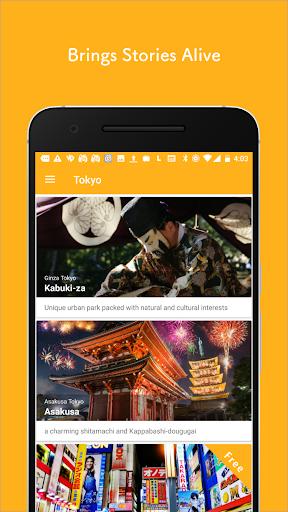 Pokke - Japan Audio Guide Tours 2.2.12 Windows u7528 2