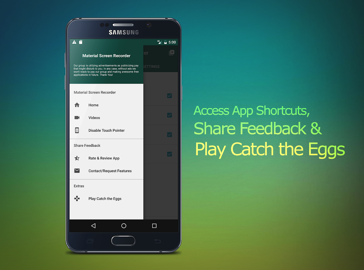 screen recorder android apps on google play screen recorder screenshot