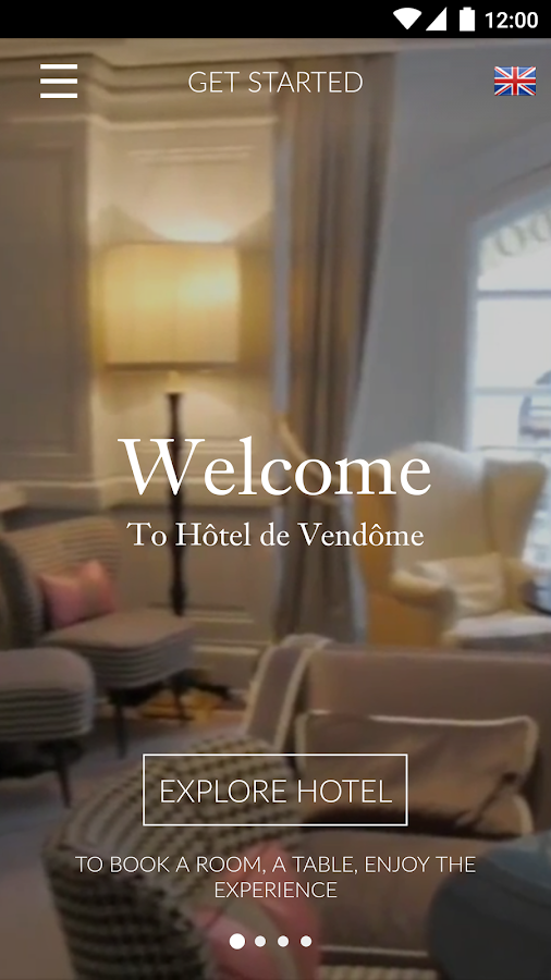 Hotel de Vendome- screenshot