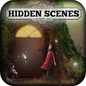 Hidden Scenes - Fairies Trails