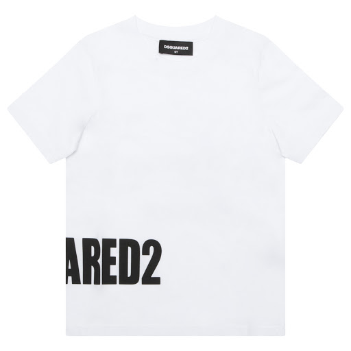 Primary image of DSQUARED2 Side Logo T-shirt