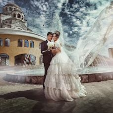 Wedding photographer Svetlana Gavrilcova (lamijas). Photo of 02.11.2016